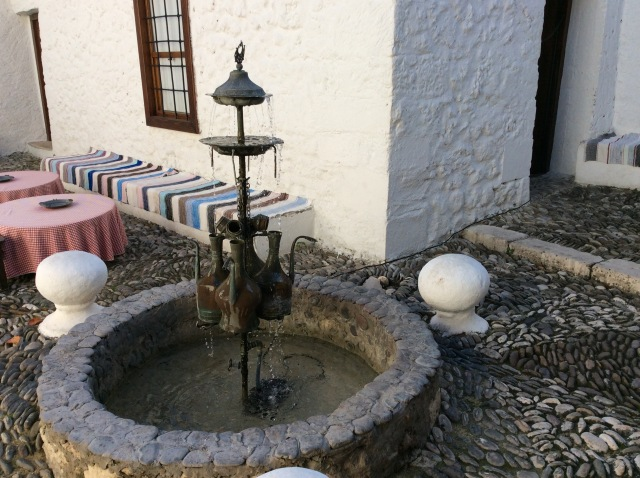 Ottoman Fountain