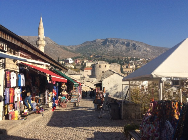 i have Mostar to myself