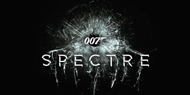 Spectre - The latest James Bond film starring Daniel Craig.