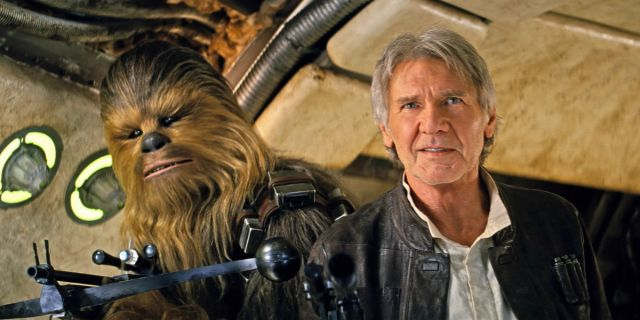 Han Solo and Chewbacca are back!