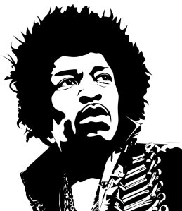 Jimi Hendrix - Follow in the tracks of legends