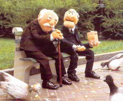 Statler and Waldorf bench.jpg