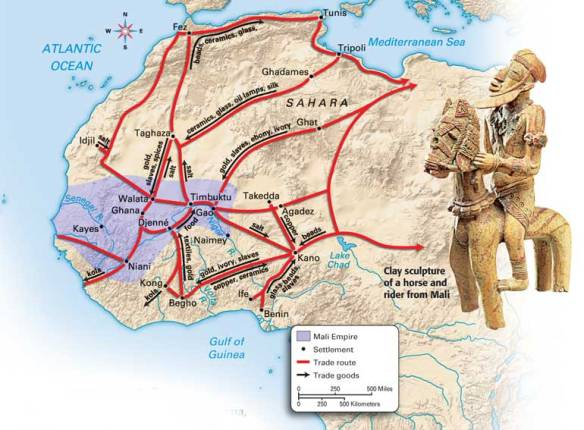 Image result for mali empire map