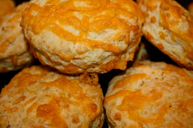 Yummy Cheese Scones - My favourite!