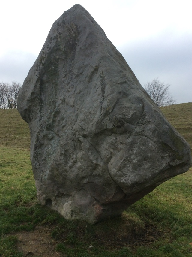 The Avebury stones are huge and about 1,000 years older than Stonehenge. Plus you can touch them and often there is no one else around