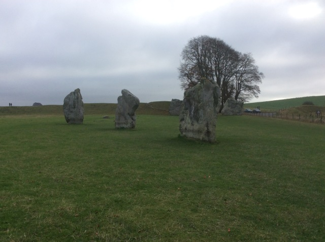 Avebury is the biggest Stone Circle in the world. Only a few miles from Stonehenge. So much better too and by comparison totally unvisited.