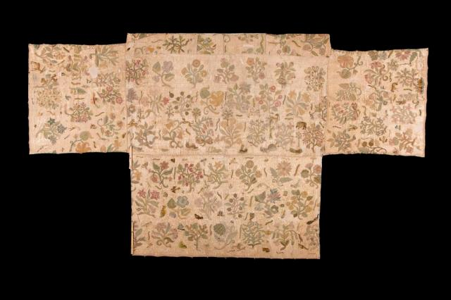 The Altar Cloth with a royal heritage?