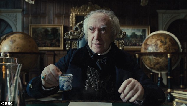 Jonathan Pryce as Sir Stuart Strange