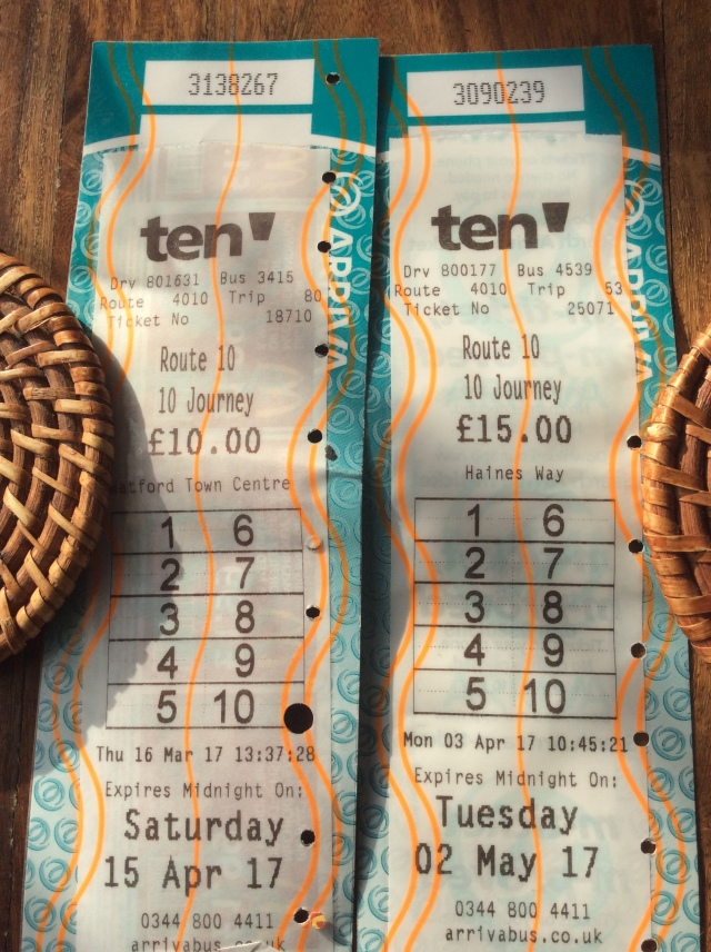 Bus Ticket Rip-Off