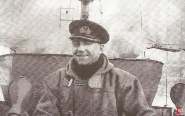 Captain Wojciech Francki