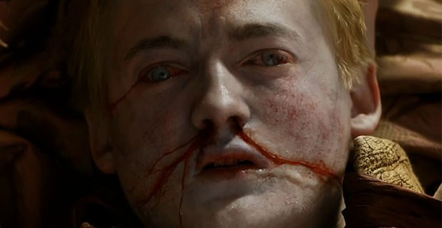Joffrey is dead