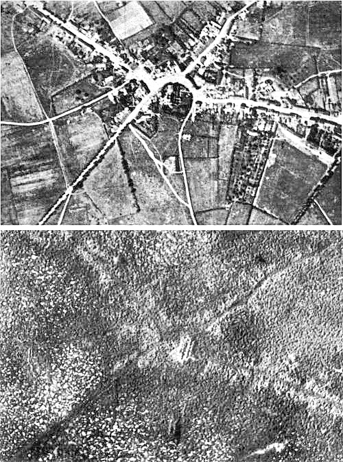 Passchendaele, before and after.