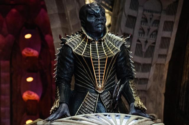 Chris Obi as T'Kuvma