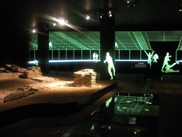 The London Amphitheatre