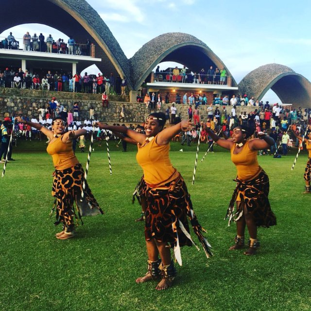 Cricket Tournament Opening Ceremony - Rwanda Style