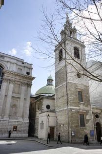 St. Stephen Walbrook