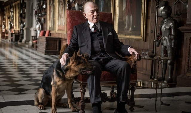 Christopher Plummer as John Paul Getty II