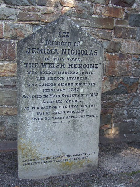 Memorial_stone_for_Jemima_Nicholas_-_geograph.org.uk_-_272792