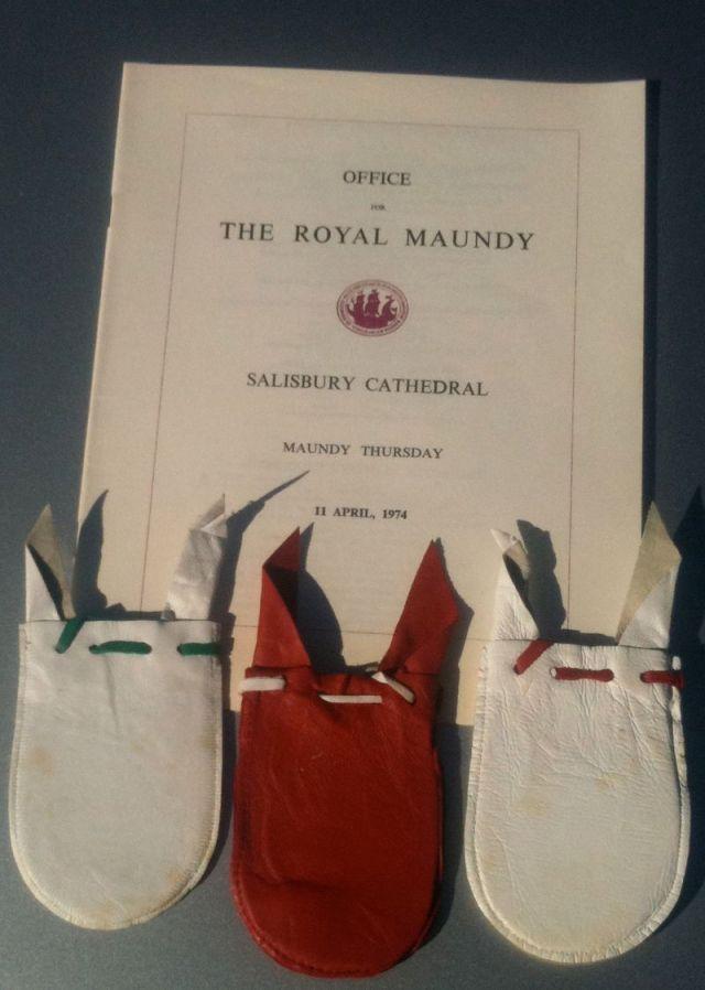 The Royal Maundy