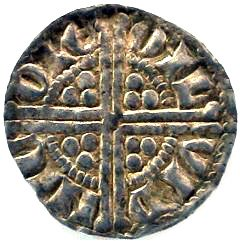 King Henry III Long Cross