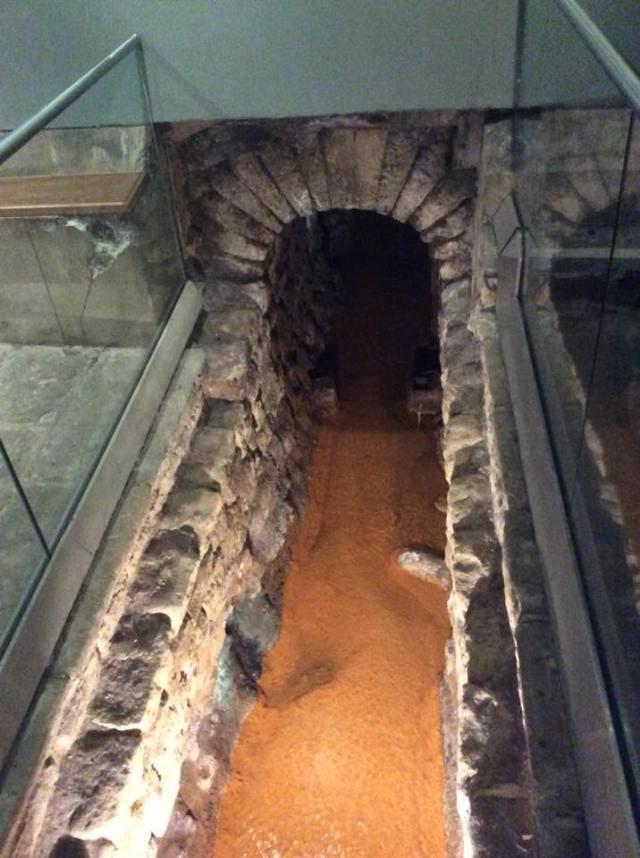 Roman Drains