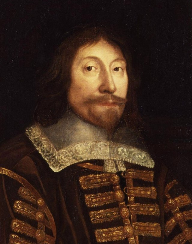 William Lenthall - Speaker of the House of Commons