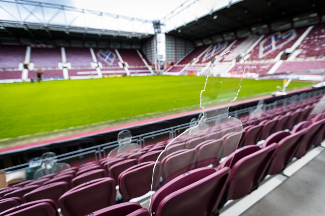 26/02/18 - PIC RODDY SCOTTThere But Not There - Heart of Midlothian FC