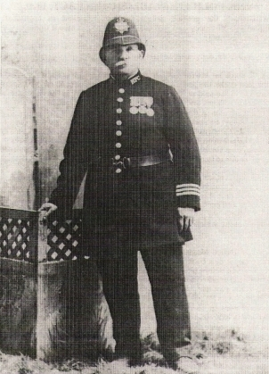 PC Thomas Joseph Powell circa 1890