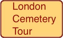 London Cemetery Tour button