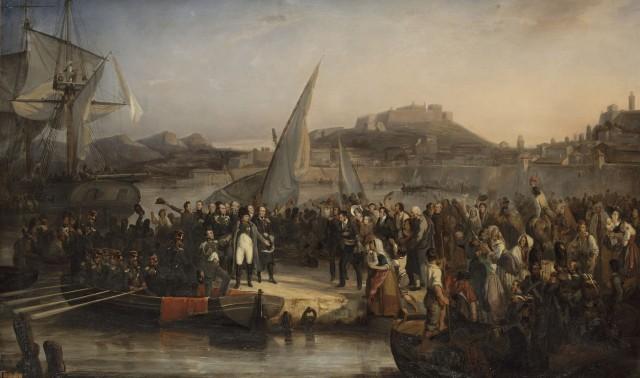 Beaume_-_Napoléon_Ier_quittant_l'île_d'Elbe_-_1836.jpg