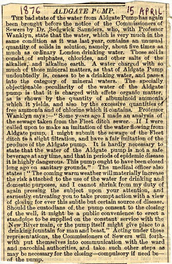 Aldgate-Pump-15-04-1876