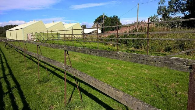 Tenter_Frames,_Otterburn_Mill,_Northumberland