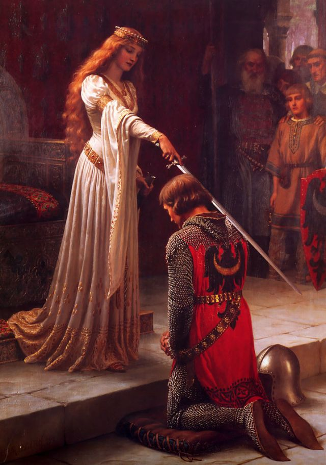718px-Edmund_blair_leighton_accolade