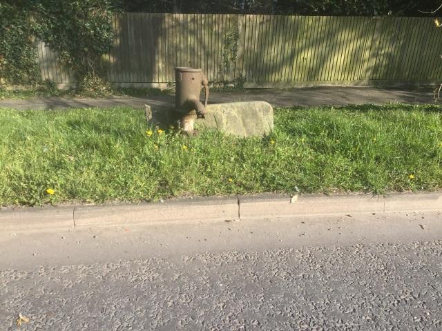 Elstree Road Pump