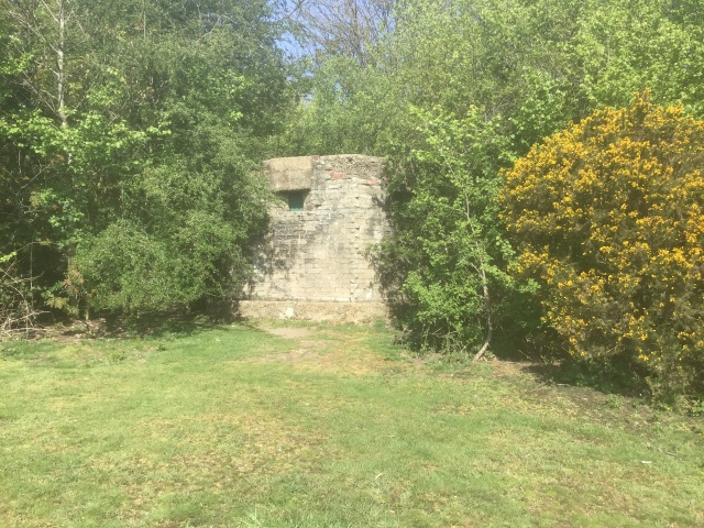 Bentley Priory Pillbox