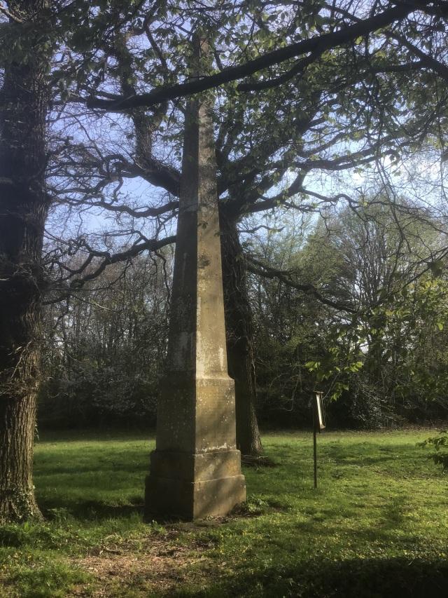 Stanmore obelisk