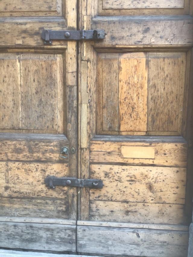 St Mary Somerset door