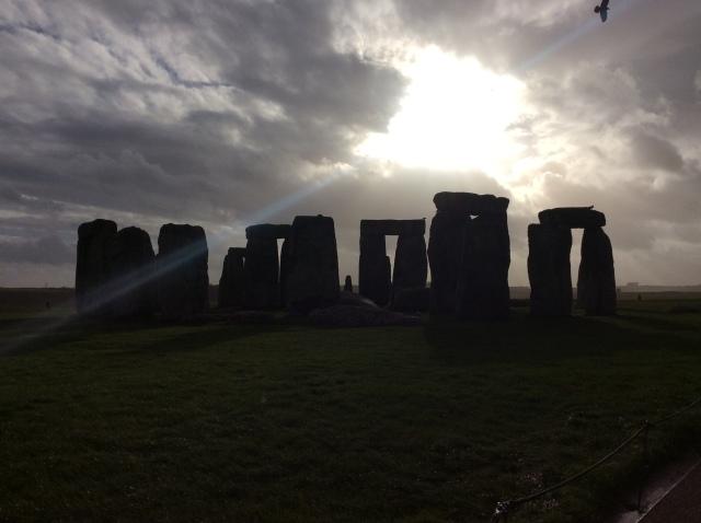 Stephens moody midwinter Stonehenge
