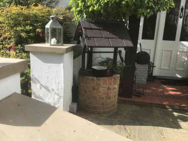 The water well in my street