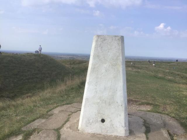 The highest point in Oxfordshire