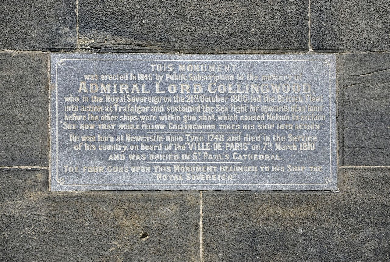 The_Collingwood_Monument_(28576442081)