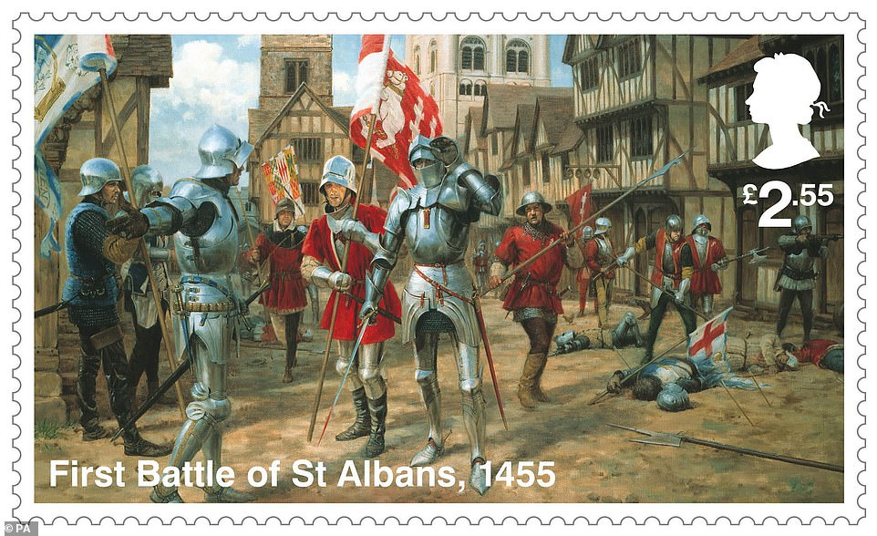 41954710-9488233-This_stamp_shows_knights_arriving_into_the_city_of_St_Albans_nea-a-2_1618875135791