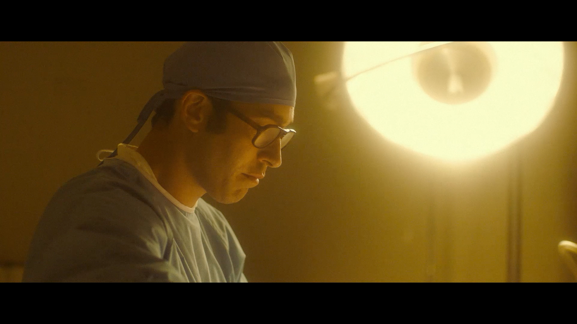 Nick Loeb as Dr. Bernard Nathanson, the main protagonist in Roe v. Wade.